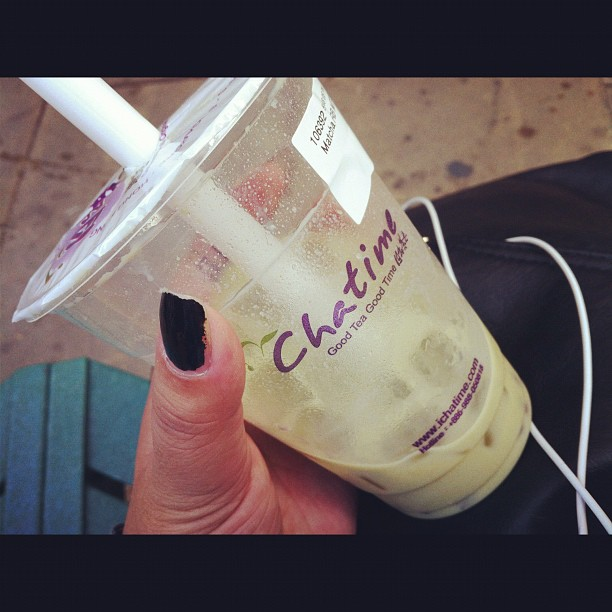 1836e598e30d11e19fa512313820475a 7 Chatime   My new current favourite Bubble tea place