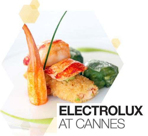 cannes3  Snap, share & tag!  Flavour of Film Competition   Win a Michelin star meal with Electrolux