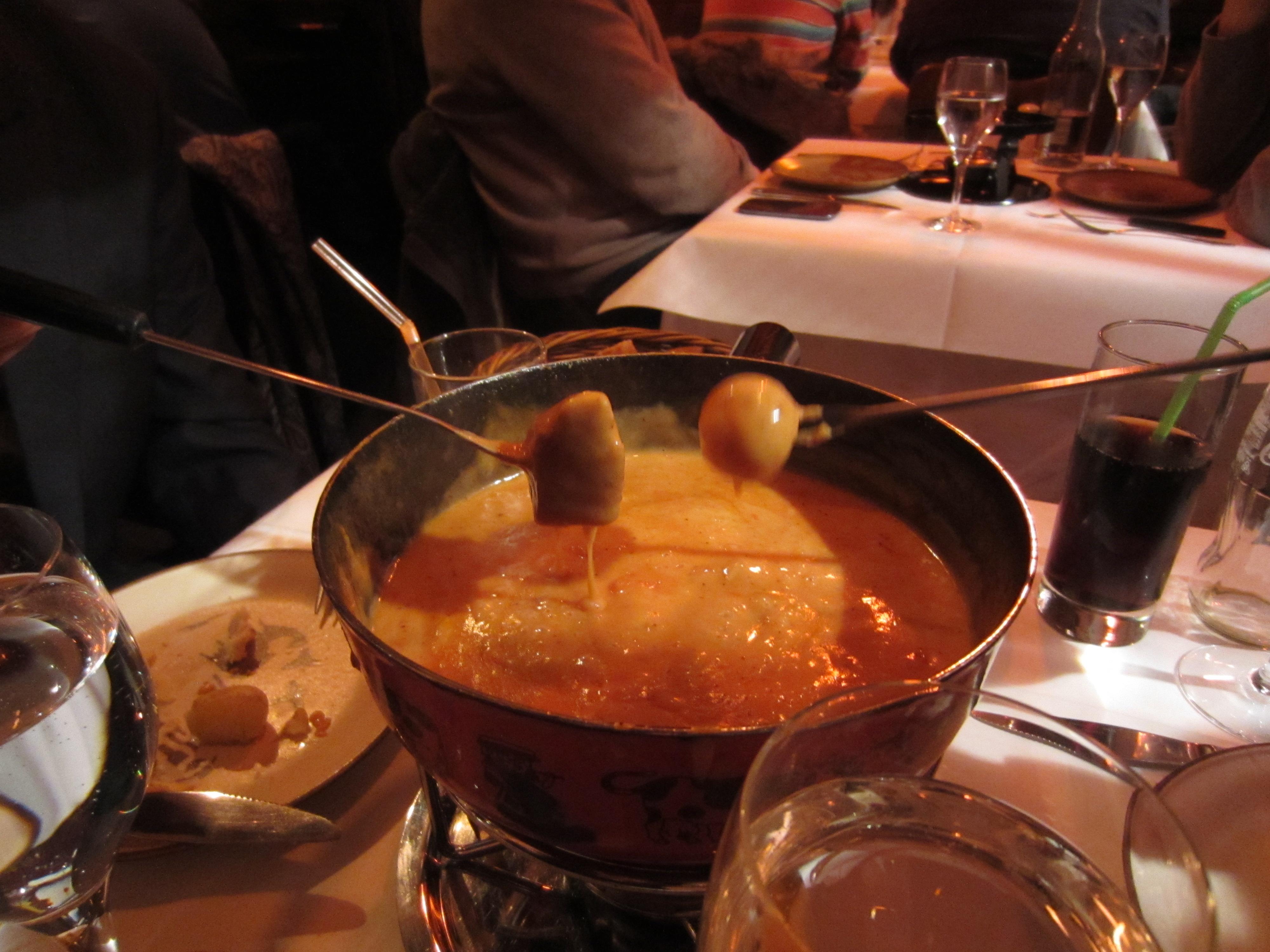 The full fondue experience – St Moritz Soho   The Food Connoisseur's ...