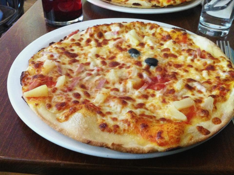 harry's bar pizzeria