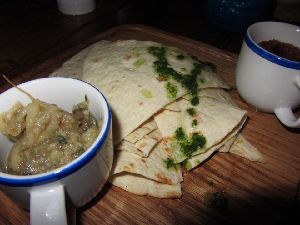 roti and choka