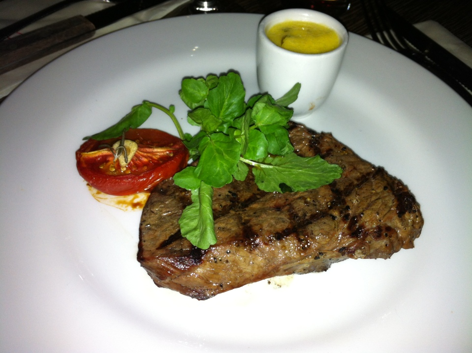 sophies steakhouse rump steak