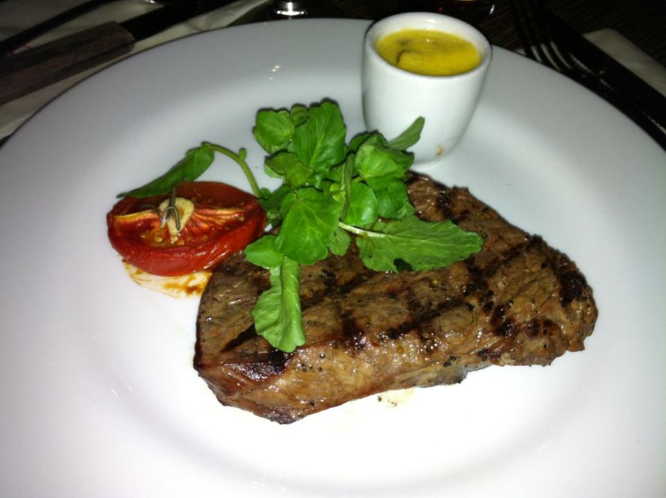 sophies steakhouse rump steak