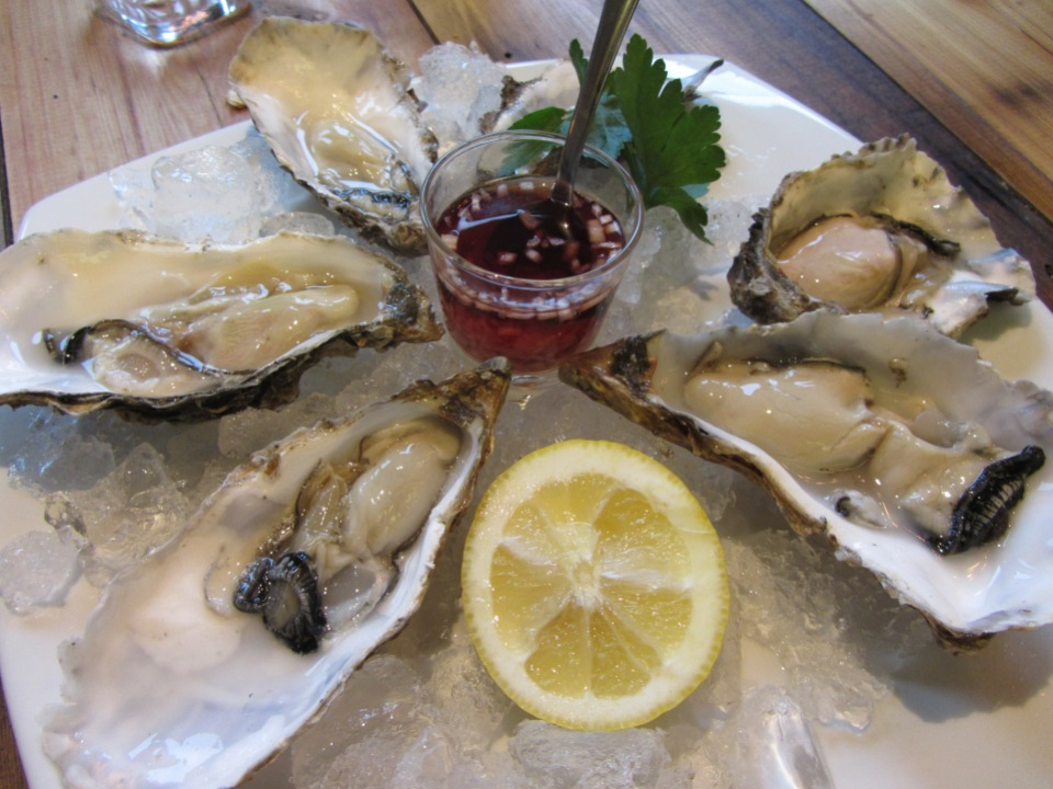 the reach fresh to death oysters