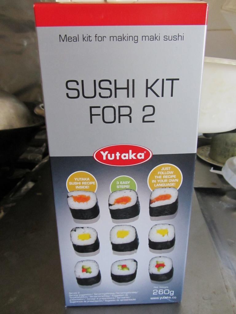 yutaka sushi kit