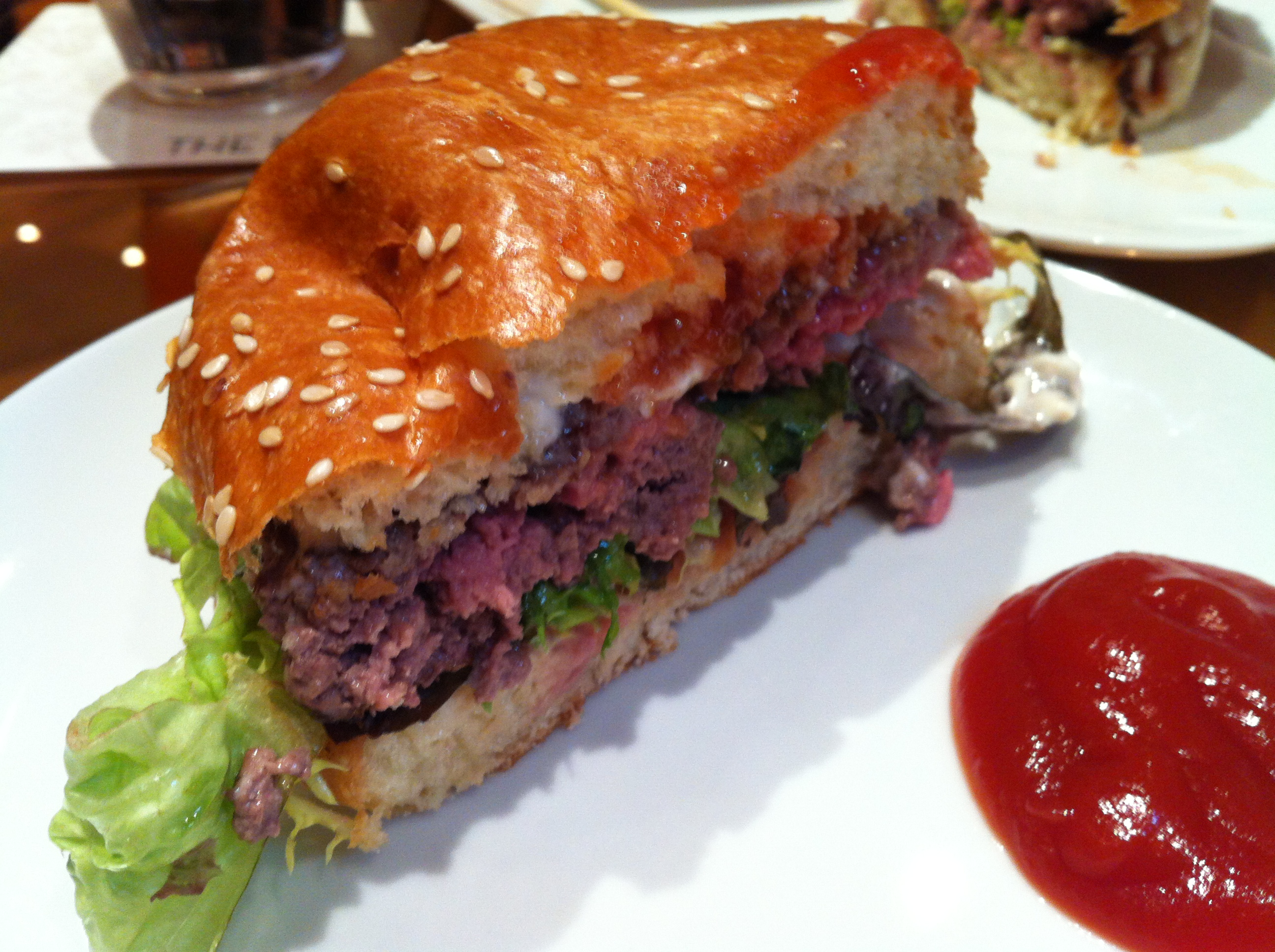 burger bar and bistro