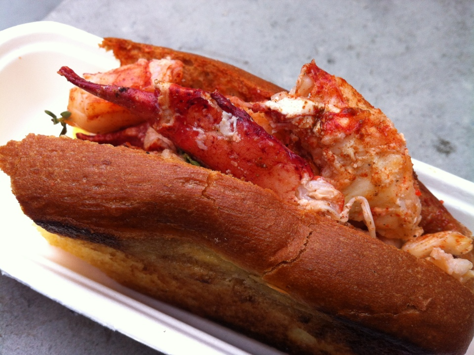 bobs & co lobster roll