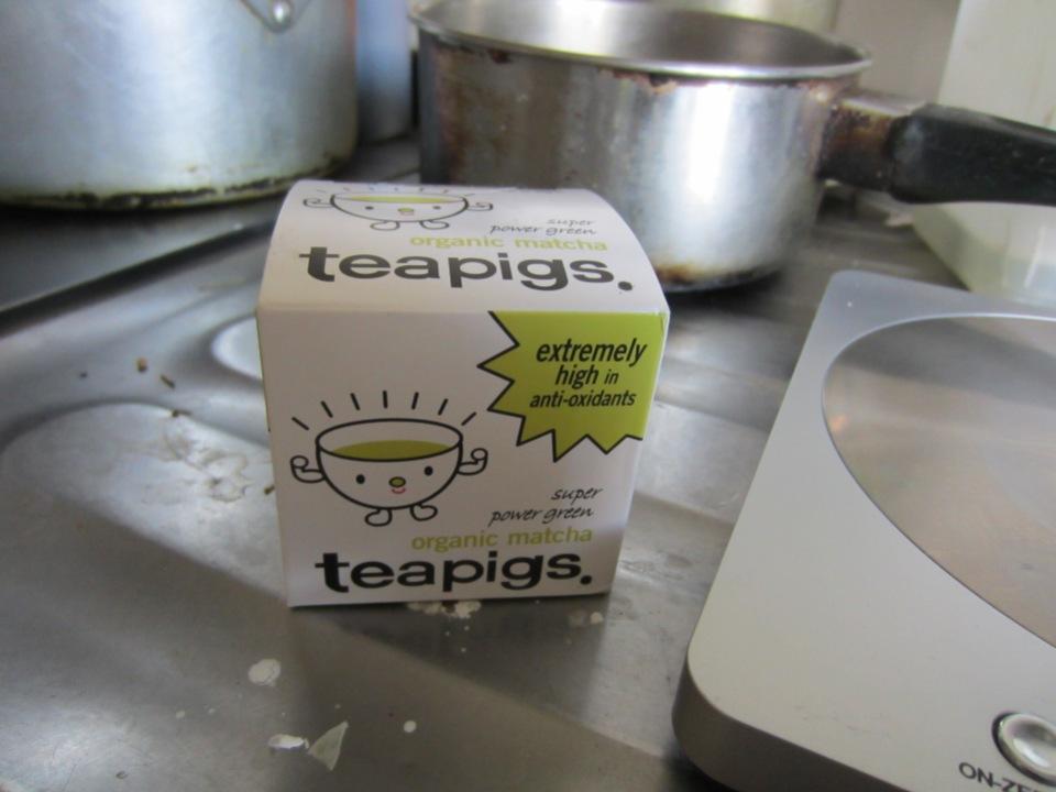 teapigs matcha green tea