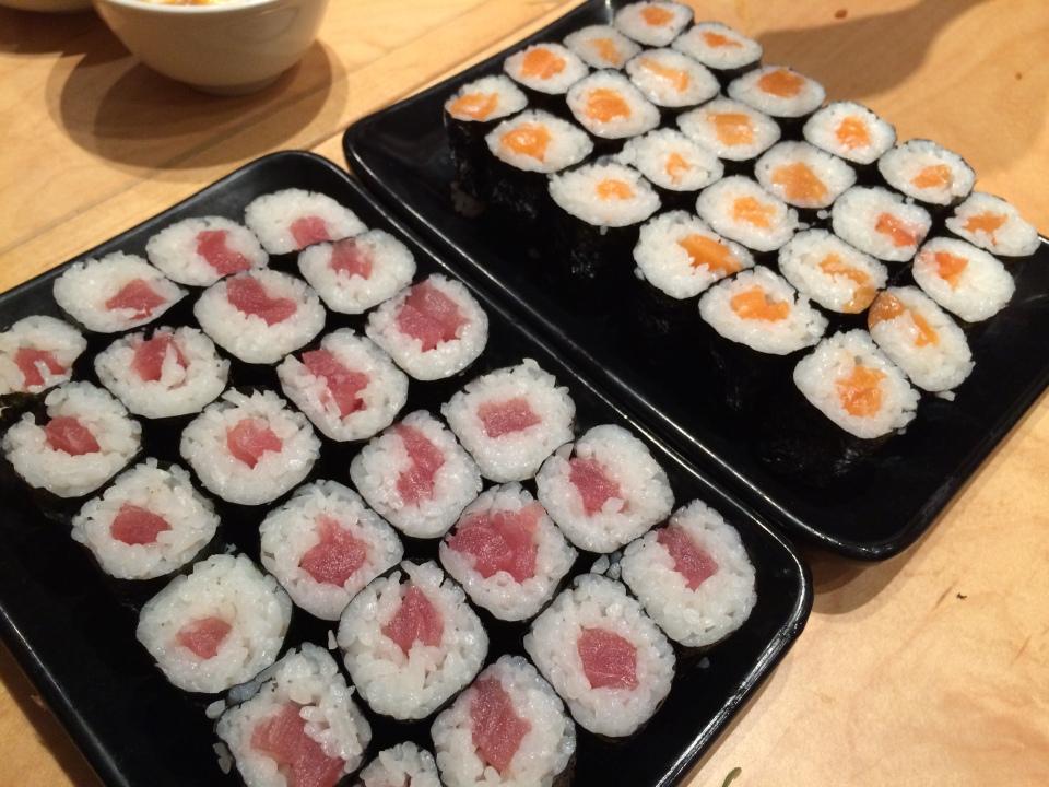 sushi cafe sushi